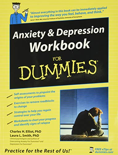 9780764597930: Anxiety and Depression Workbook For Dummies
