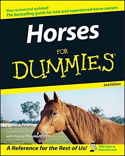 9780764597978: Horses For Dummies