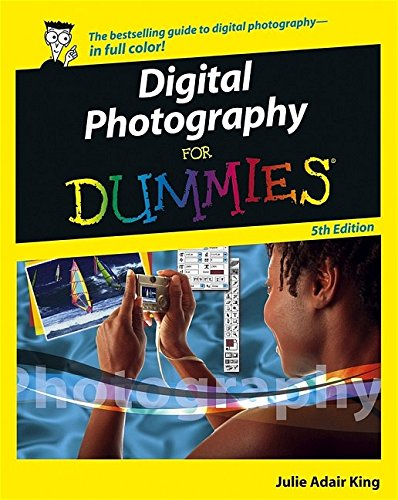 9780764598029: Digital Photography For Dummies