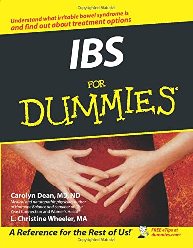 9780764598142: IBS For Dummies
