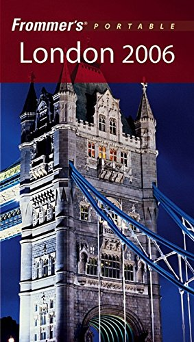 9780764598265: Frommer's Portable London 2006