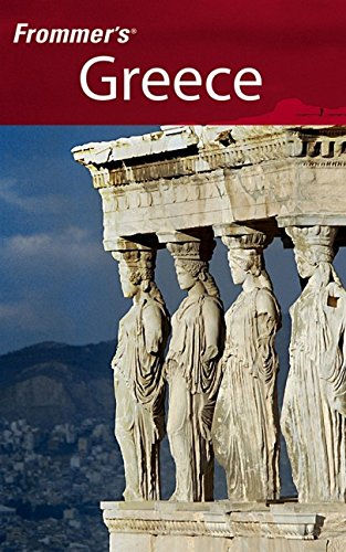 9780764598319: Frommer's Greece (Frommer's Complete Guides)