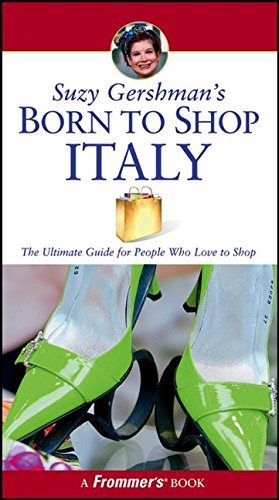 9780764598906: Suzy Gershman's Born to Shop Italy