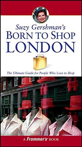9780764598913: Suzy Gershman's Born to Shop London