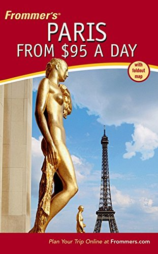 9780764598937: Frommer's® Paris from $95 a Day