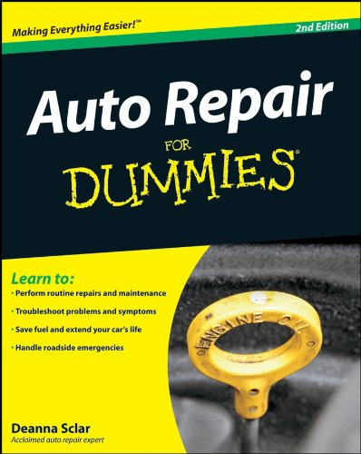 9780764599026: Auto Repair For Dummies