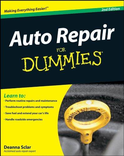 9780764599026: Auto Repair For Dummies