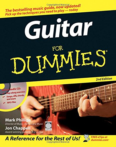 9780764599040: Guitar For Dummies