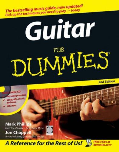 9780764599040: Guitar For Dummies