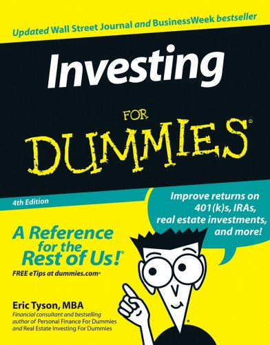 9780764599125: Investing For Dummies