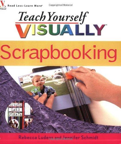 9780764599453: Teach Yourself VISUALLY Scrapbooking