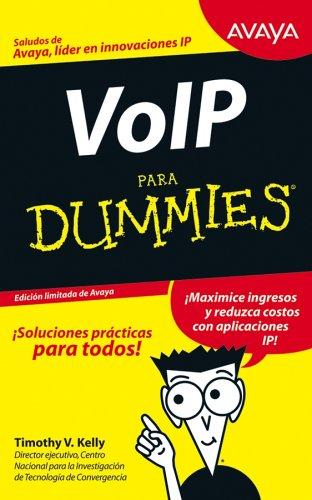 9780764599484: VoIP Para Dummies (en Espanol) (Edicion limitada de Avaya)