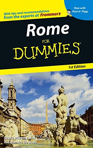 Rome For Dummies (Dummies Travel): Murphy, Bruce; de Rosa, Alessandra