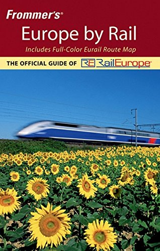 9780764599514: Frommer's® Europe by Rail