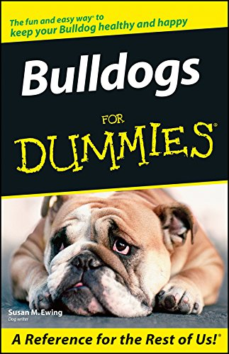 9780764599798: Bulldogs For Dummies