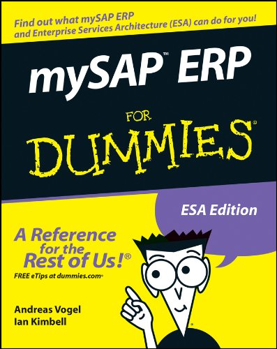 9780764599958: mySAP ERP for Dummies