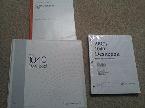 9780764646447: PPC's 1040 Deskbook