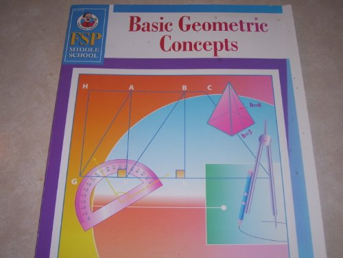 9780764700231: Basic Geometric Concepts (Fsp Middle School)