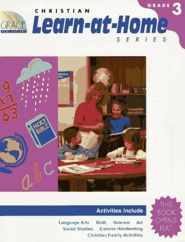 Grade 3 (Christians Learn at Home): Schaffer Frank