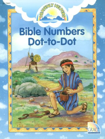 9780764702518: Bible Numbers Dot-To-Dot; Activity Book