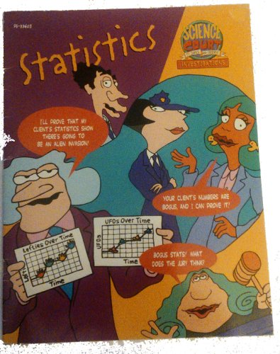 9780764704109: Statistics (Science Court Statistics)