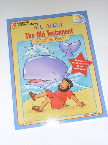 9780764705809: All About the Old Testament (All About Coloring Book)