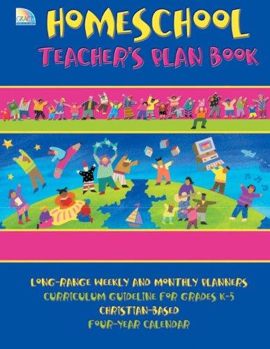 9780764706073: Homeschool Teacher's Plan Book