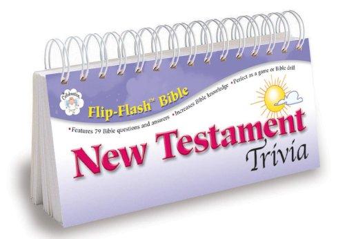 9780764709586: Bible: New Testament Flip-Flash (Flip-Flash Bible)