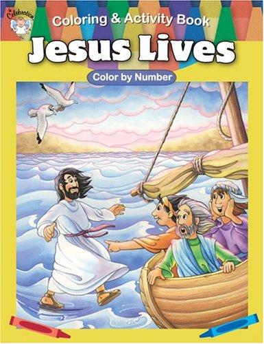 Jesus Lives! Coloring & Activity Book (Coloring & Activity Books): Carson-Dellosa ...