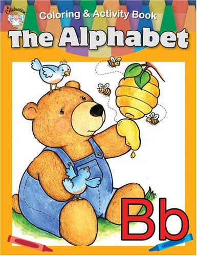 9780764710209: The Alphabet (Coloring & Activity Books)