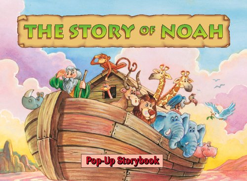 The Story of Noah Mini Pop-Up Storybook (Mini Pop-Up Storybooks): School Specialty Publishing