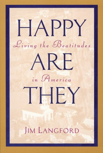 9780764800597: Happy Are They: Living the Beatitudes in America