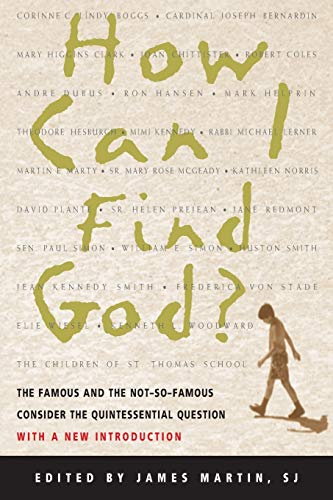 9780764800900: How Can I Find God?: The Famous and the Not-So-Famous Consider the Quintessential Question