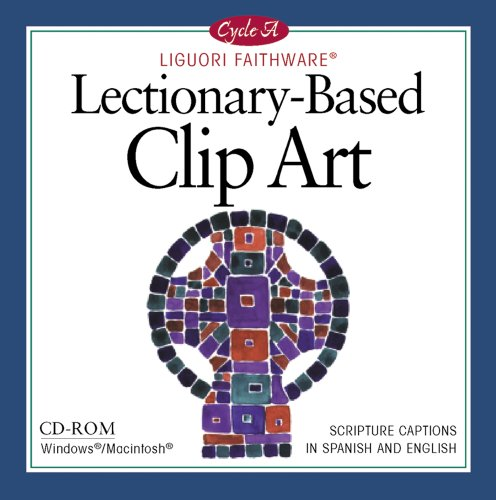 9780764802751: Lectionary-Based Clip Art, Cycle A (Liguori Faithware) (English and Spanish Edition)