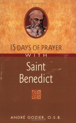 15 Days of Prayer with Saint Benedict: Andre Gozier