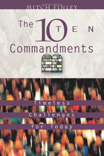 9780764806636: The Ten Commandments: Timeless Challenges for Today