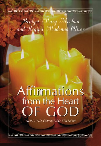 9780764807091: Affirmations from the Heart of God