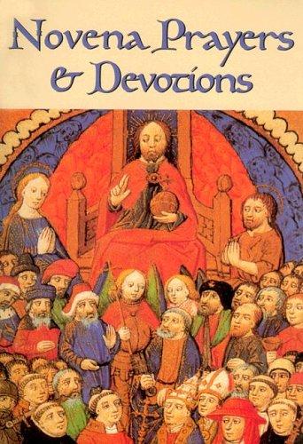 9780764807602: Novena Prayers and Devotions