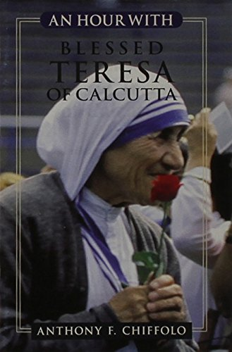 9780764808067: An Hour With Blessed Teresa of Calcutta