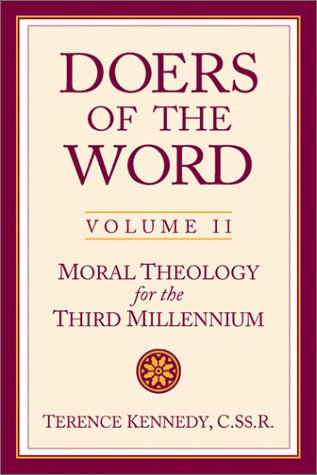 9780764809316: Doers of the Word: Moral Theology for the Third Millennium: 2