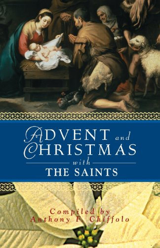 9780764809934: Advent and Christmas With the Saints (Advent and Christmas Wisdom)