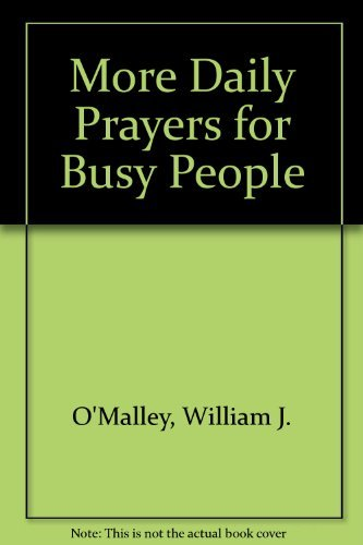 9780764810190: More Daily Prayers for Busy People