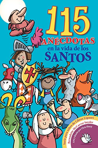 9780764810480: 115 anecdotas en la vida de los santos / 115 anecdotes in the life of the saints