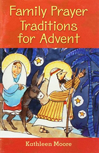 9780764810664: Family Prayer Traditions for Advent