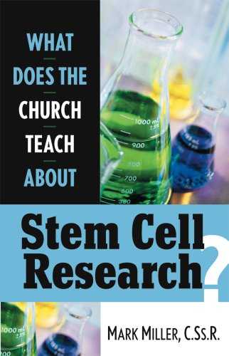 9780764811357: What Does the Church Teach About Stem Cell Research?
