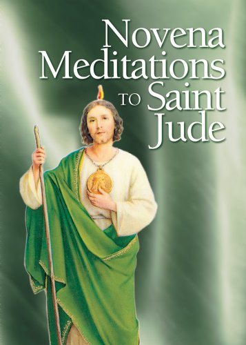 9780764813481: Novena Meditations to Saint Jude