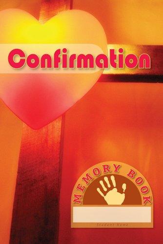 9780764813740: Confirmation Memory Book