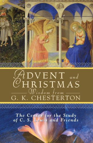 9780764816284: Advent and Christmas Wisdom From G. K. Chesterton
