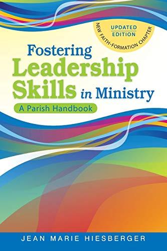 9780764817434: Fostering Leadership Skills in Ministry