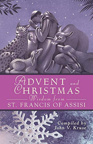 9780764817564: Advent and Christmas Wisdom from St. Francis of Assisi